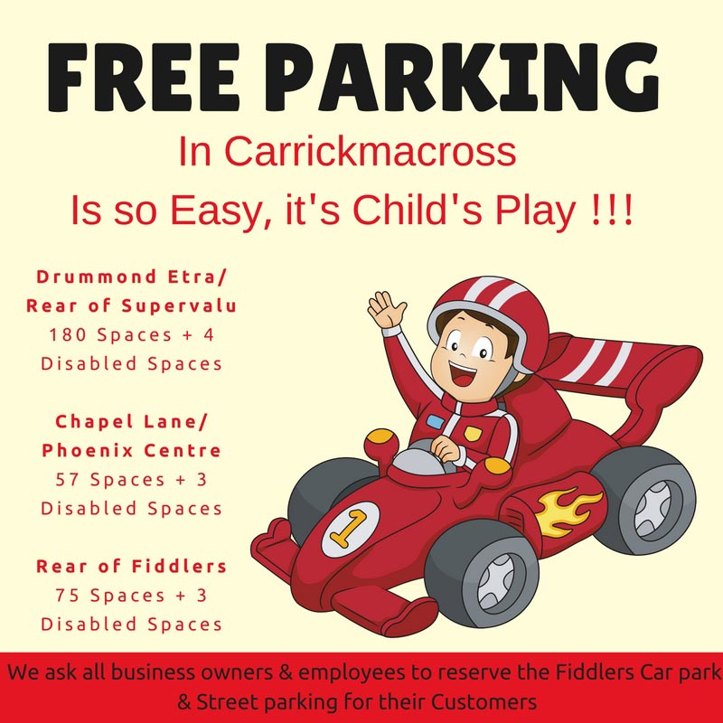 Free Parking Childs Play